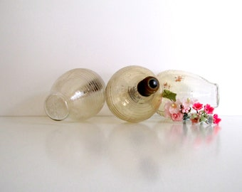 Vintage Glass Bulbs Made in Japan Industrial Decor Craft Supply