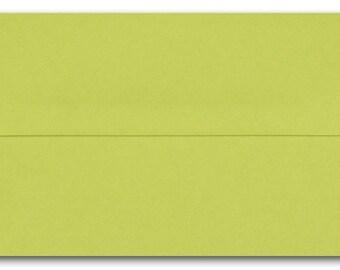 Sour Apple Green A6 Envelopes 50 pack