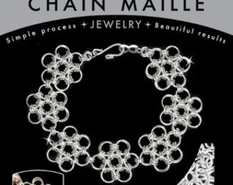 Chain Maille Jewelry Kits Silver Bracelet Kit