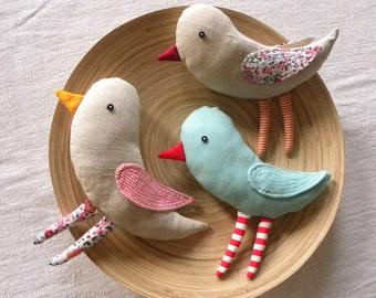 linen Bird