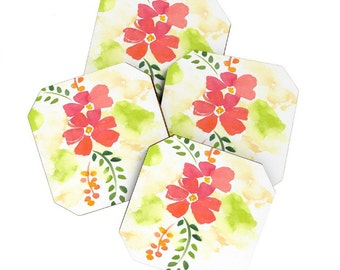 First Bloom Coaster Set