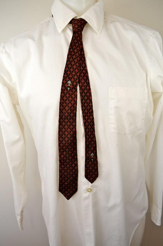 Vintage Skinny Tie 24
