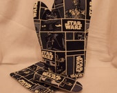 Star Wars Oven Mitts, Blue Star Wars Kitchen, Geek Party, Star Wars Kitchenware, Geeky Tableware
