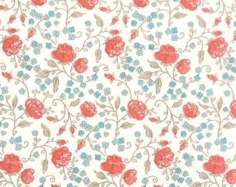 White Sweetness Fabric - Sandy Gervais - Moda - 17851 11