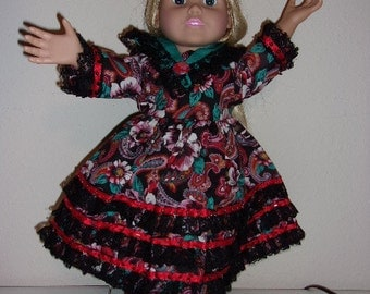 American Girl Doll Outfit..Sewn