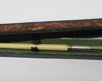 An Antique E.S. Johnson & CO Dip Pen