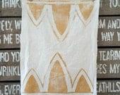 Riven Rock - Organic Tea Towel
