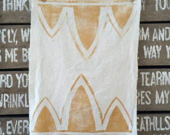 Riven Rock - Organic Tea Towel