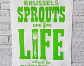 Sprouts are for Life