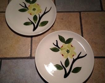 Dixie Dogwood Dessert Plate