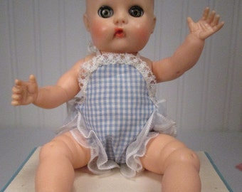 Vogue Doll Co. Ginnette Doll - Ginnys Sister - Sleep Eye Late 1950s