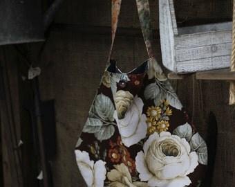 COROT . Meandering Bag from The Linen Garden Studio