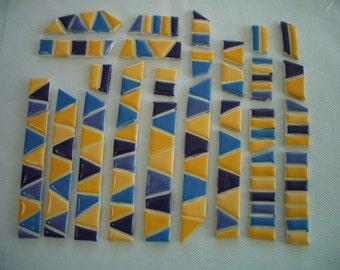 PYB - Gorgeous COLORFUL Tiles - Ceramic Mosaic Tiles