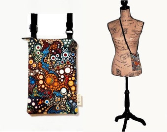 Cell Phone Case for iPhone 6 / Plus, Smartphone Phone Purse, Small Cross Body Bag