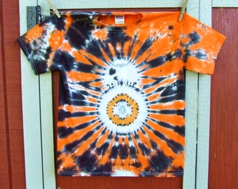 Youth Large BB8 Star Wars Tie Dye Tshirt - Ready to Ship