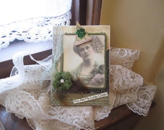 St. Patrick's Day Card - Irish Lover Card - March 17th Card