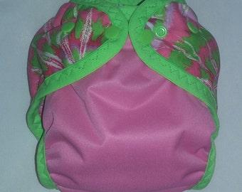 Tie Dye Pocket diaper