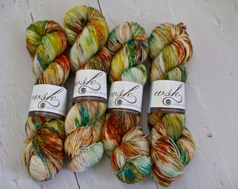 Aspen Sock yarn with nylon 'Wise Owl'