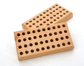 2 Pack 40 Hole Stamp Stands 80 Holes Total  SALE