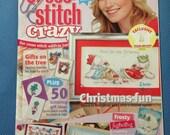 Cross Stitch Crazy magazine, Issue 104 (November 2007)