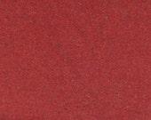 Cour de tissu en laine feutrée Grange rouge - en 100 % laine parfaite pour le Rug Hooking, Quilting, couture et Applique quilting Acres