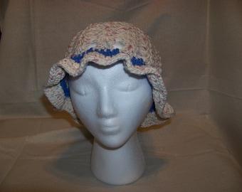 Crochet Floppy Hat