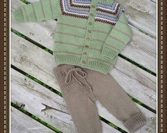 Warm and cozy baby set