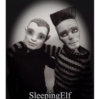 sleepingelf