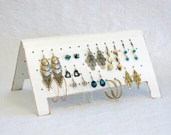 Earring Holder Stand Earring Storage Earring Stand Earring Frame Earring Tree Jewelry Organizer Jewellery Stand Jewellery Travel Organizer