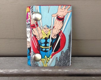 Thor Three Fold Chain Wallet