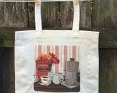 Cotton Tote Bag - Customizable