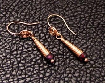 Ancient jewelry, Bronze Earrings, Bronze jewelry, greek earrings, roman earrings,  Ancient Inspired
