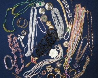 Bulk Broken Jewelry