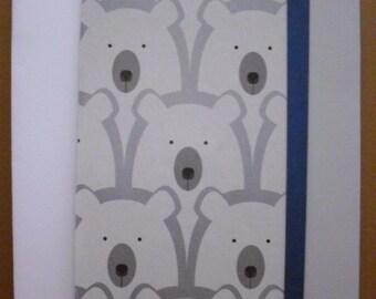 Set of 6 Polar Bear Cards