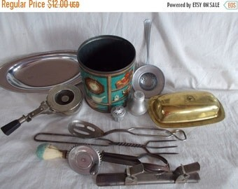 Vintage / Antique Kitchen Utensils Lot
