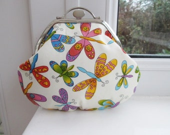 Butterflies Credit Card / Coin Purse