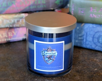 Harry Potter Ravenclaw House Candle
