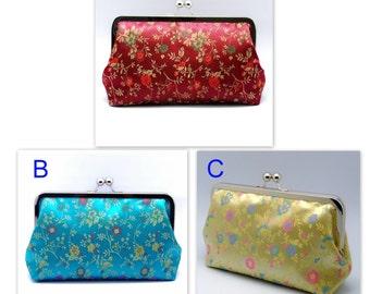 BIG SALE - Large clutch purse (GP20)