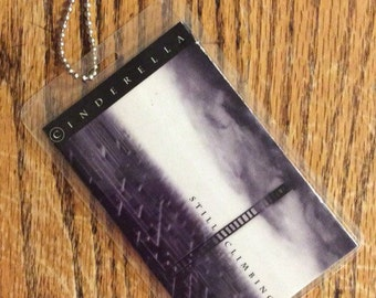 Cinderella Cassette Tag