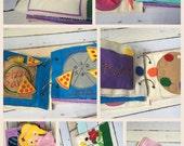Custom Quiet Book - Custom Busy Book - Girls Quiet Book - Boys Quiet Book - Unisex Quiet Book - Fabric Activity Book - Kids Birthday Present