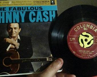The Fabulous Johnny Cash Record 1958
