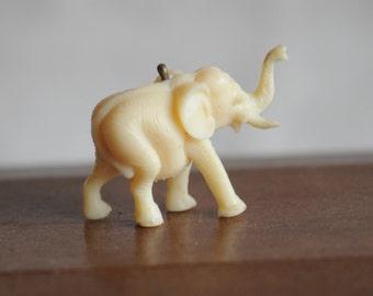 cracker jack elephant charm celluliod 40s