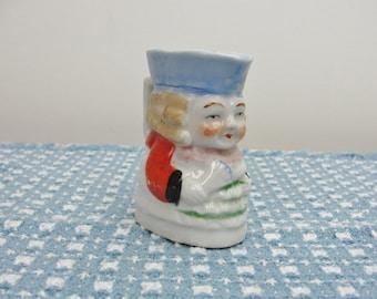 Vintage character mug made in Japan