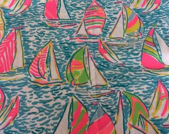 Lilly  Regatta 2016 version fabric