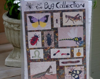 The Bug Collection Quilt Pattern