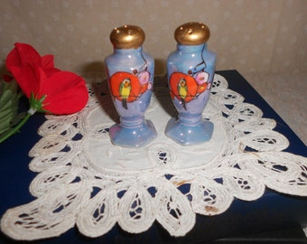 Asian Salt and Pepper Shakers  Made in Japan