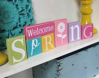 Spring Home Decor spring decor | etsy
