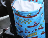 Nintendo Mario Car Trash Bag or Storage