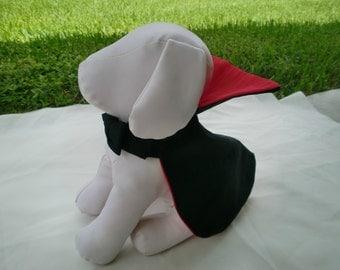 DRACULA CAPE Dogs, Cats, Pets