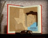 Hollow Book Safe & Flask (Texas Vol. 2)